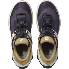 Salomon X Raise Shoes Women nightshade/starfish/autumn blaze